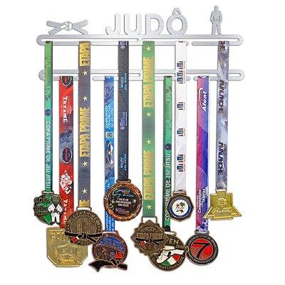 Porta Medalhas Judô Masculino