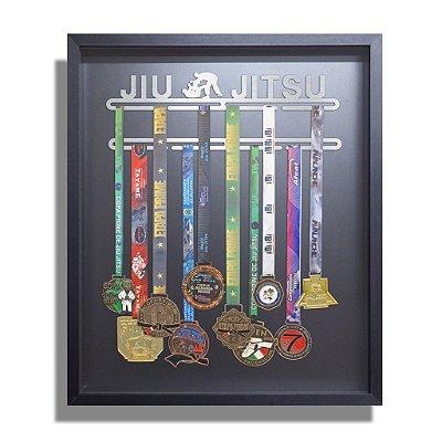 Quadro de Medalhas Jiu Jitsu