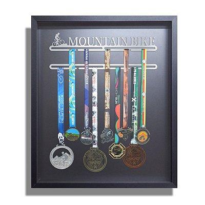Quadro de Medalhas Mountain Bike