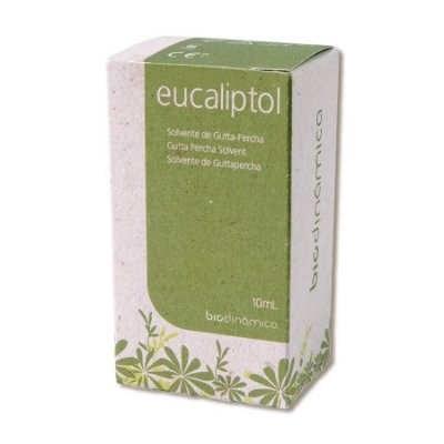 Eucaliptol  Biodinâmica