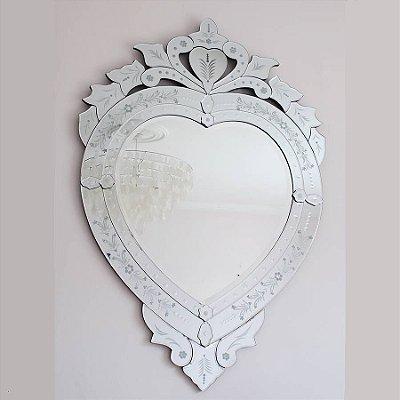 Espelho Veneziano Love