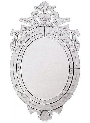 Espelho Veneziano Grande 90 cm - Sparta
