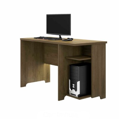 Mesa Escrivaninha de Madeira para Computador