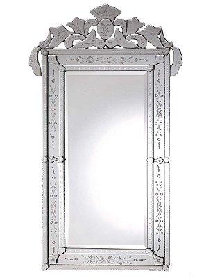 Espelho Veneziano Retangular Vertical