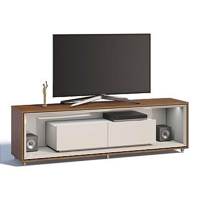 rack para sala de estar com gaveta 180 cm