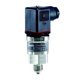 Transmissor de Pressão MBS 1700 - Danfoss