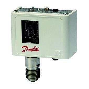 Pressostato KP 36 - Sensor em Inox - Danfoss