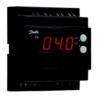 Controlador Digital de Temperatura - EKC 366 - Danfoss