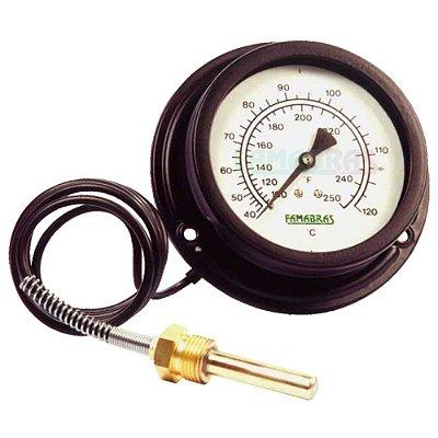 Termômetro Industrial FTCR - Famabras