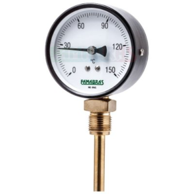 Termômetro Industrial FTS 52/62/80 - Famabras