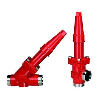 Válvula de Bloqueio SVA-L 15-40 - Danfoss