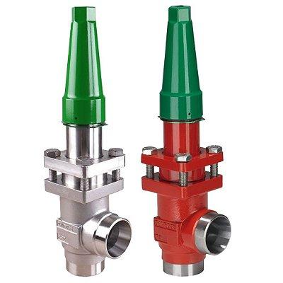 Válvula de Retenção e Bloqueio SCA-X 15-125 - Danfoss