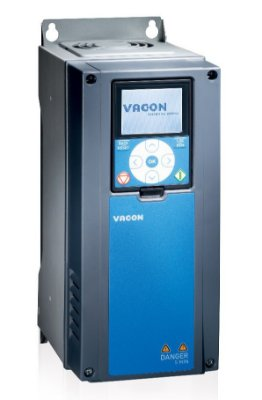 Inversor de Frequência VACON® 100 - Danfoss