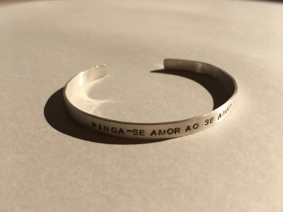 Bracelete Adore + Eulíricas