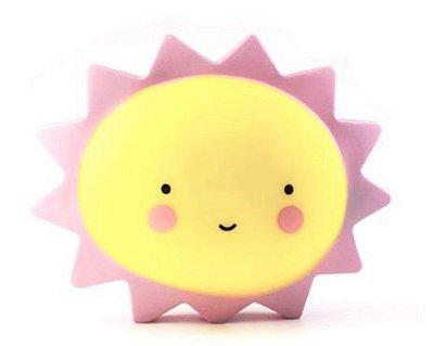 Mini Luminária de Led - Sol