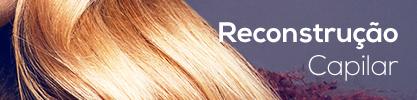 Reconstrução para Cabelos com Mechas