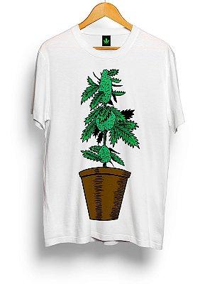 Camiseta Pé de Maconha