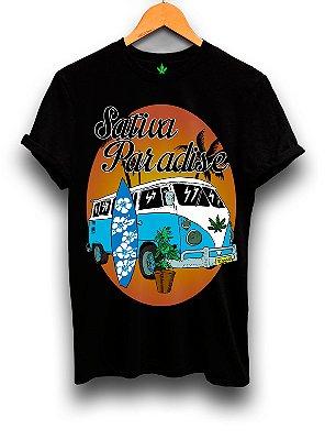 Camiseta Sativa Paradise