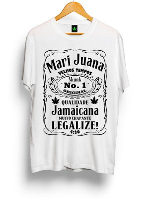 Camiseta MariJuana