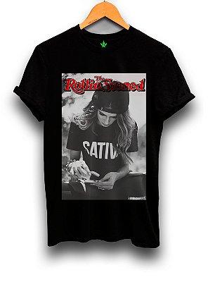 Camiseta Rolling Stoned