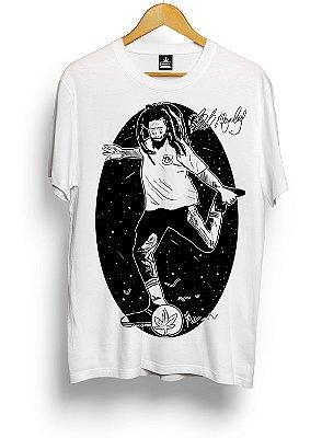 Camiseta Bob Marley Driblador