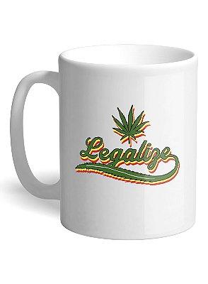 Caneca Legalize