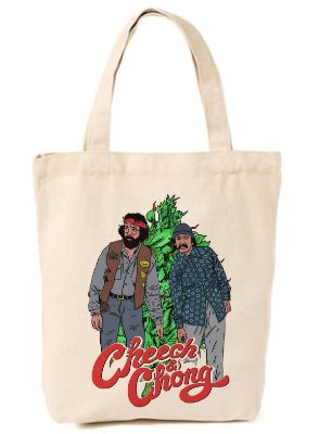 Ecobag Cheech & Chong