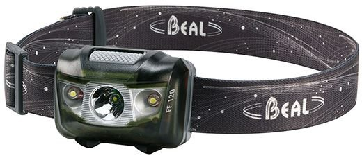 Lanterna de Cabeça FF120 Preto - Beal