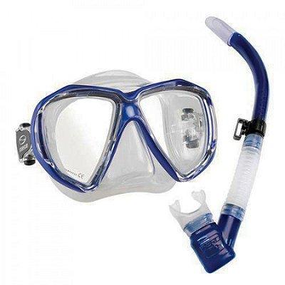 Kit Prata Azul com Bolsa - Seasub