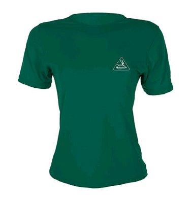 Camisa Dry Pro Feminina Verde - Makalu Sports
