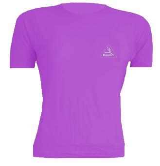 Camisa Dry Pro Feminina Roxo - Makalu Sports