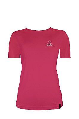 Camisa Dry Pro Feminina Rosa - Makalu Sports