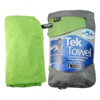 Toalha Tek Towel L Verde