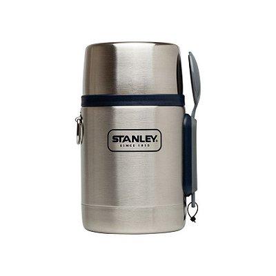 Pote Térmico Adventure Stainless Steel 0,532 L - Stanley