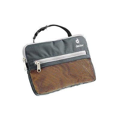 Necessaire Wash Bag Lite Cinza - Deuter