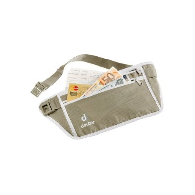 Pochete Security Money Belt Areia - Deuter