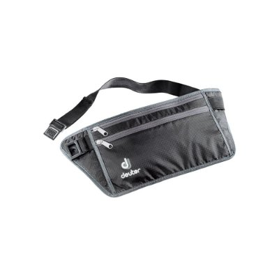 Pochete Security Money Belt Preto - Deuter