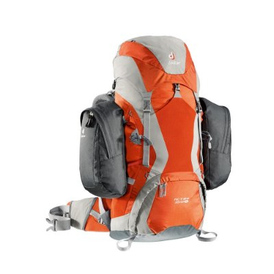 External Pockets Preto - Deuter