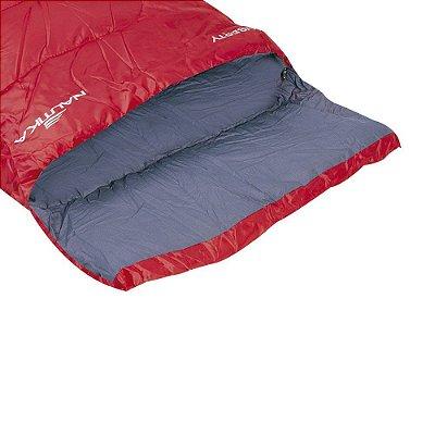 Saco de Dormir Liberty Vermelho - Nautika