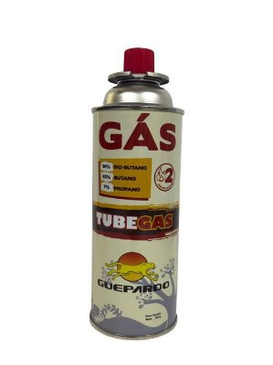 Tube Gás - Guepardo