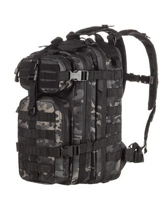 Mochila Assault Cor Multicam Black - Invictus