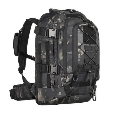 Mochila Duster Cor Multicam Black - Invictus