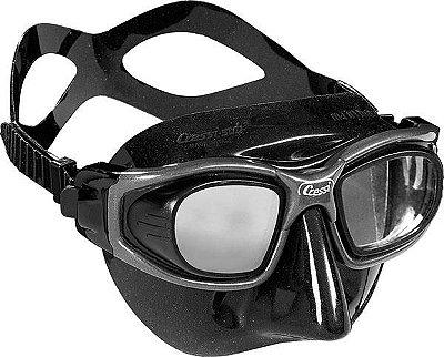 Máscara de Mergulho Minima preta - Cressi