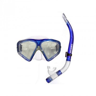 Kit New Parma PVC Azul/Transparente - Cetus