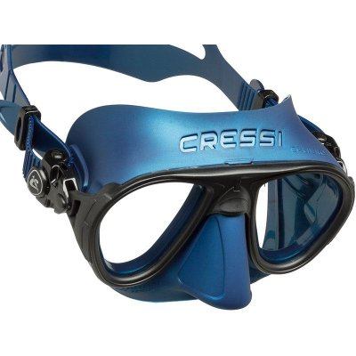 Máscara de Mergulho Silicone Calibro Azul - Cressi
