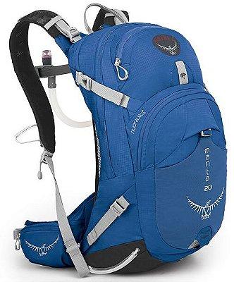 Mochila de Hidratação Manta 20lts Azul - Osprey