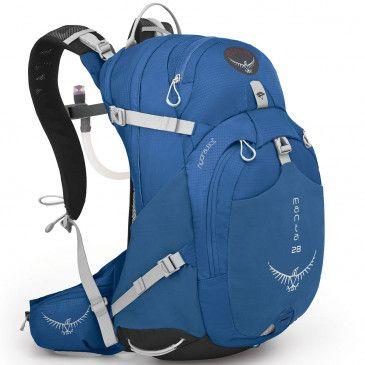 Mochila de Hidratação Manta 28lts m/g Azul - Osprey