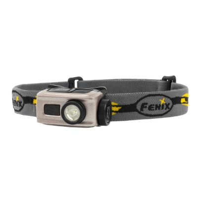 Lanterna de Cabeça HL 22 120Lumens Cinza - Fenix