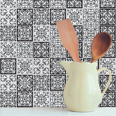 Adesivo de Azulejo São Gonçalo 20x20 cm com 24 un