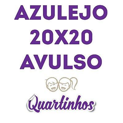 Azulejo Avulso 20x20